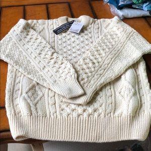 Sweaters - Fisherman sweater from Ireland